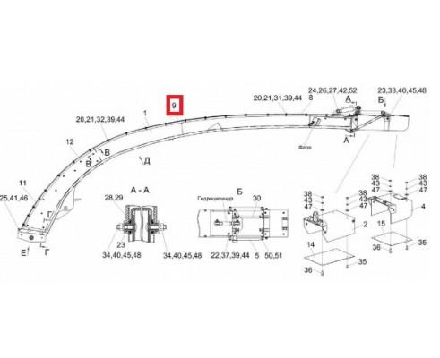 КВС-2-0144414-01 - Крыша