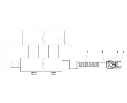 КВС-2-0701300 - Датчик металлодетектора
