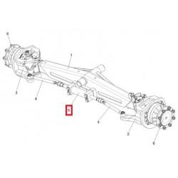 КВК 0602540А - гидроцилиндр