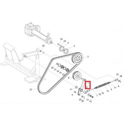 КВС-5-0150330 - Рычаг
