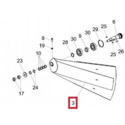 КВС-5-0155120А - Затенитель