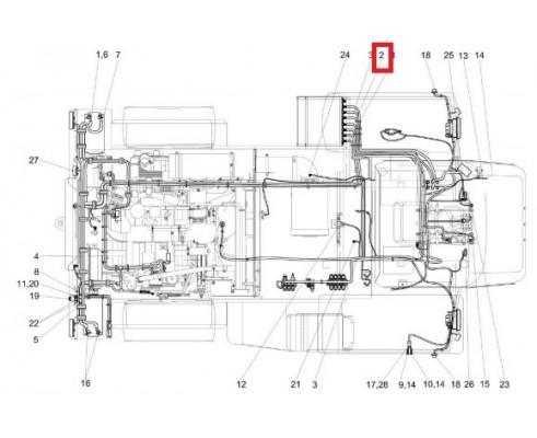 КВС-5-0700270А - Жгут