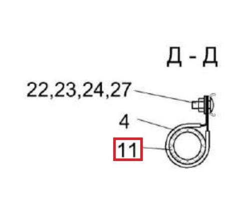 КГС 0115003-01 - Рукав