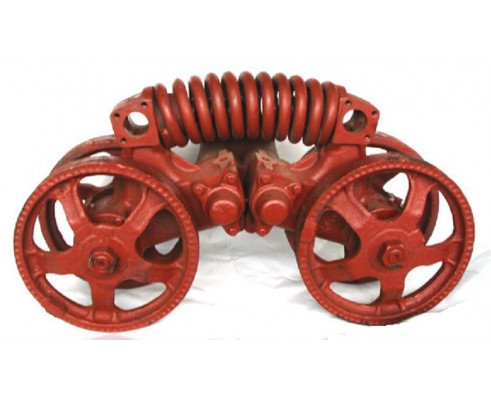 Каретка подвески гусениц 150.31.012-1Д правая\левая