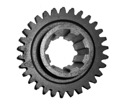 Шестерня подвижная 150.37.518 крышки включения ВОМ Т-150Г