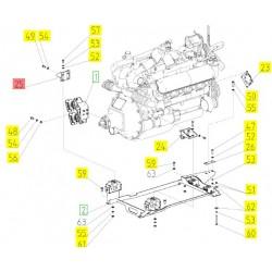 10Б.06.00.201К - Опора двигателя