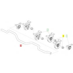 60001-01 - Вал соломотряса ведомый