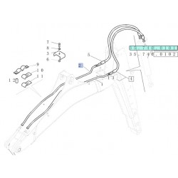 87621518 - трубопровод высокого давления