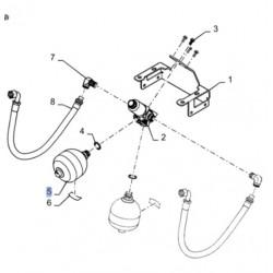87622941 - гидравлический аккумулятор