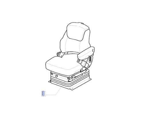 87646745 - кресло оператора