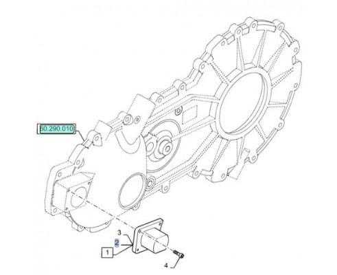 87649551 - Комплект уплотнительных колец