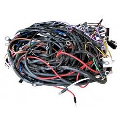 Комплект электропроводки Т-150 без силовых проводов (ЯМЗ)