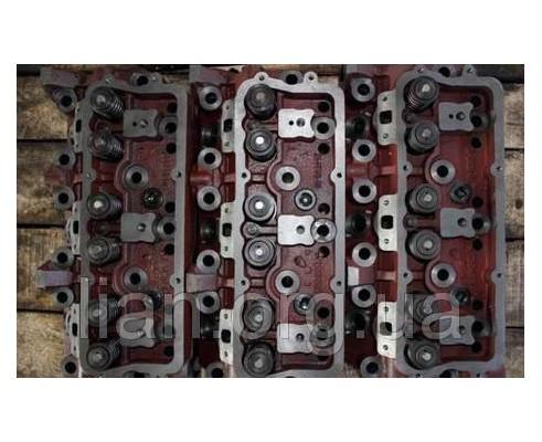 Головка блока цилиндров 60-06009.10 с клапанами (СМД)