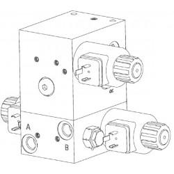 Блок гидравлический 0055 385.0