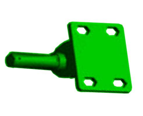 Опора рычага леникса привода наклонной камеры