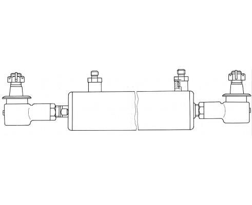 Гидроцилиндр ЕДЦГ 056.000-01Р