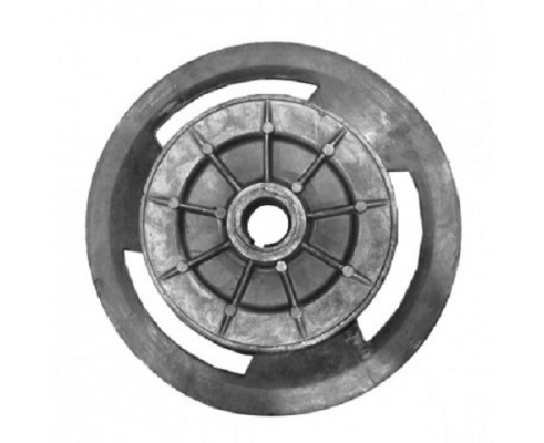Шкив заднего контрпривода 2-х ручьевой d355/200