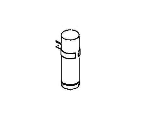 Выводная труба воздухозаборника 86024942
