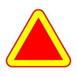 Знак тихоходное трансп. средство 86026897