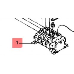 Гидроклапан навесного оборуд-ия 86029084