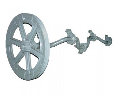Вал коленчатый ведущий в сборе d 40 мм