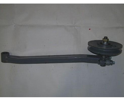 Рычаг натяжника ротора домолота (в сборе со шкивом)