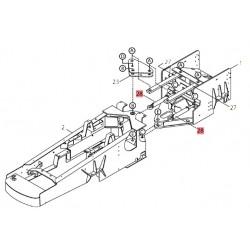 Гидроцилиндр рулевого привода 86030041