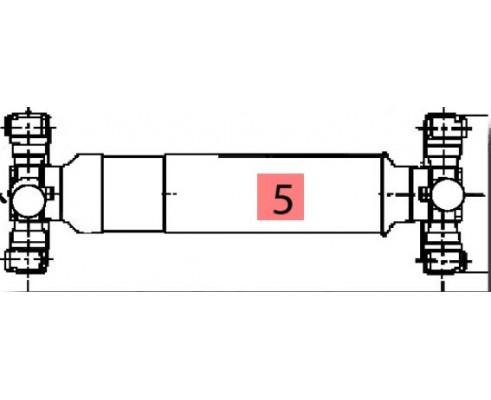 Вал карданный серии 8с 86032054