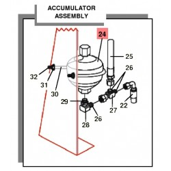 Гидроаккумулятор 1000 psi 86033866
