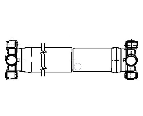 Вал карданный 8,5с 86034191