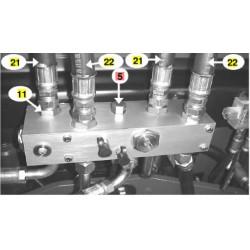 Клапан радиатора предохранитель 86035903