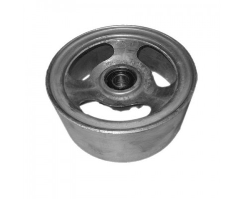 Шкив натяжной привода наклонной камеры