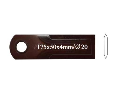 Нож измельчителя подвижный, Lex470/480/580/600