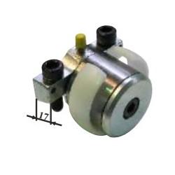 Головка привода 17 мм, компл., SNR