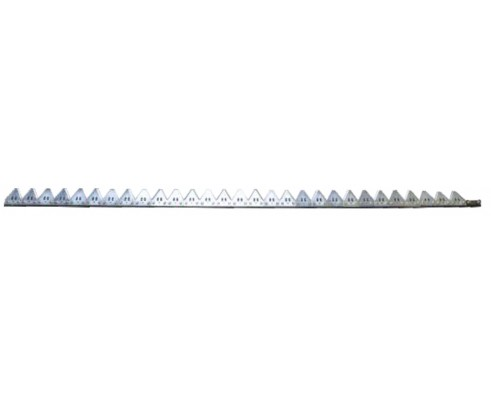 Нож КС-2,1 - 7фт (2,2м) 29 сегм. - 14tpi (мелк), без головки