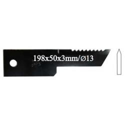 Нож измельчителя неподвижный (84037553)