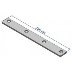 Направляющая планка 6 мм, 4 отверстия