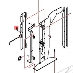 Дверца радиатора правая 86040153