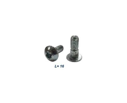 Болт для крепления сегмента М6*16, торкс - 51397.05