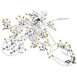 Шланг гидравлический - SX004053