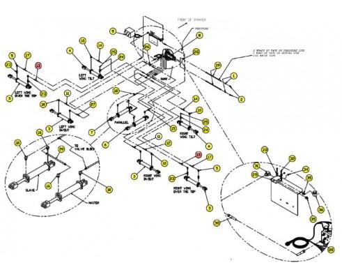 Рукав гидравлический - SX004657