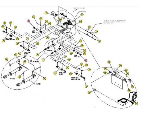 Гидроцилиндр - SX011957
