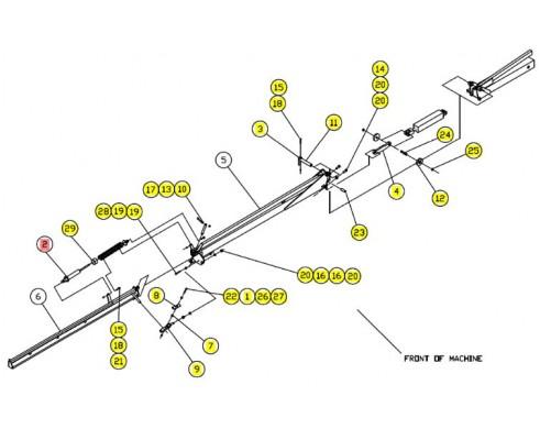 Амортизатор - SX011962