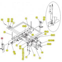 Цилиндр поворотный - SX012015BSRV