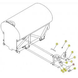 Контейнер пластиковый - SX013049