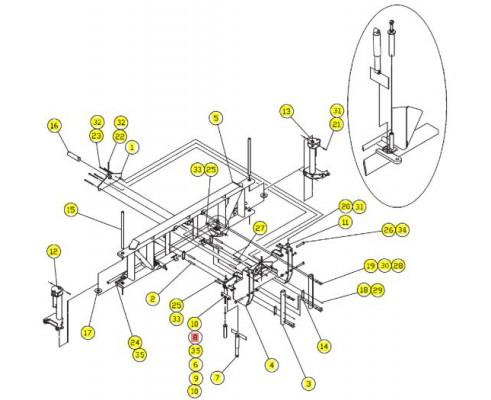 Концевик - SX013136