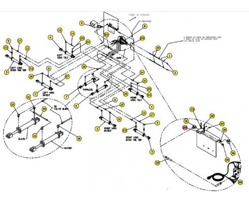 Сепаратор потока клапана - SX013644