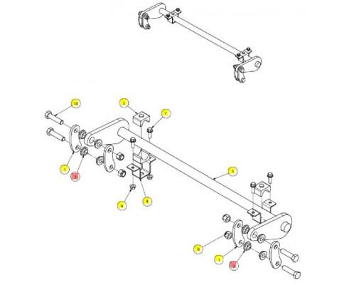 Втулка - SX015292