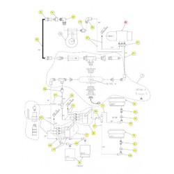 Клапан регулятор воздушный 100- - SX015390