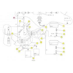 Коннектор 1/4tubex1/8mnpt - SX015404